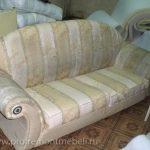 Ремонт малого дивана