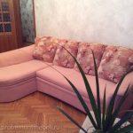 Пример перетяжки дивана