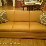 Фото ремонта дивана и кресла