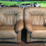 Фото перетяжки дивана и кресла