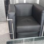 Перетяжка офисной мебели в БЦ Романов Двор