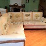 Обновление обивки дивана