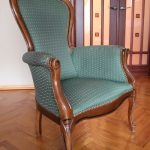 Пример реставрации кресла