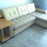Замена кожзама на ткань у дивана