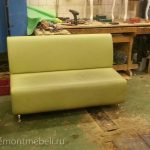Обновление внешнего вида мебели в ресторане Goodbeef