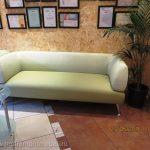 Ремонт дивана в стоматологи Долмед