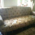 Изменение внешнего вида дивана