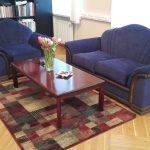 Ремонт мебели в генконсульстве Греции в Москве