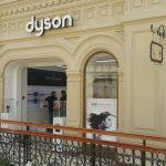 Ремонт мебели в офисе Dyson
