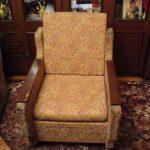 Ремонт дивана и кресла