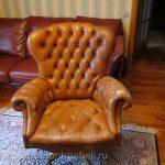 Фото реставрации кресла