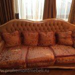 Фото реставрации мягкой мебели