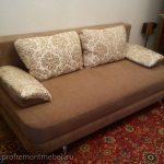 Перетяжка дивана и подушек