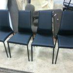 Работа по восстановлению стульев