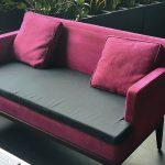 Восстановление мебели в ресторане Четыре