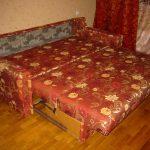 Ремонт раскладного дивана