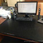 Перетяжка стола директора